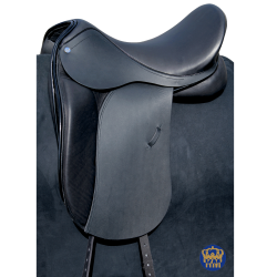 Saddle KM Dressage Deluxe