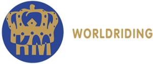 Logo KM World riding